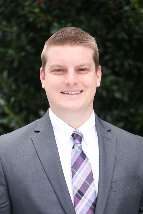 Photo of Alex Walker, Personal Trust Administration specialist