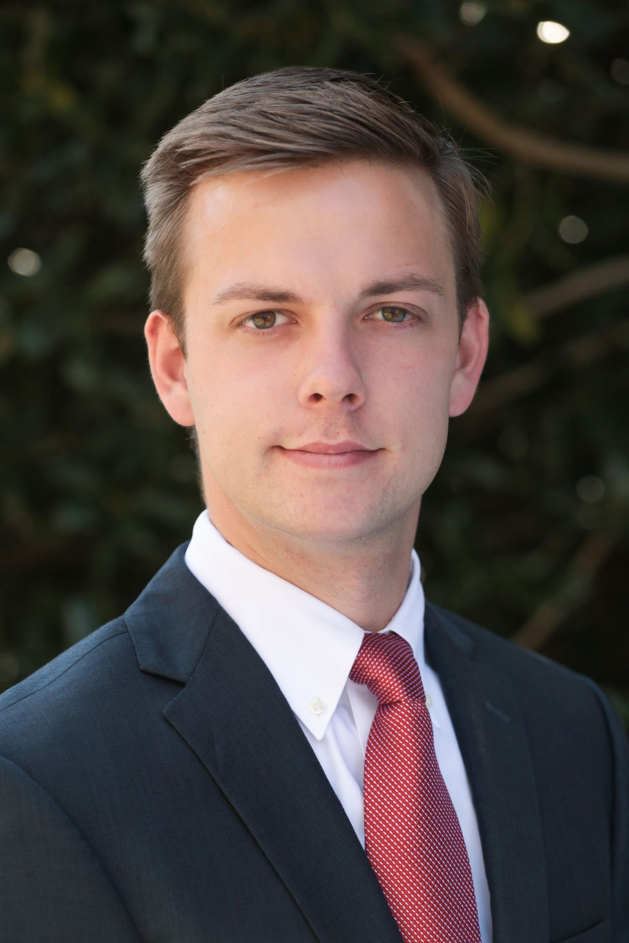 Photo of Chase Caldwell, Corporate