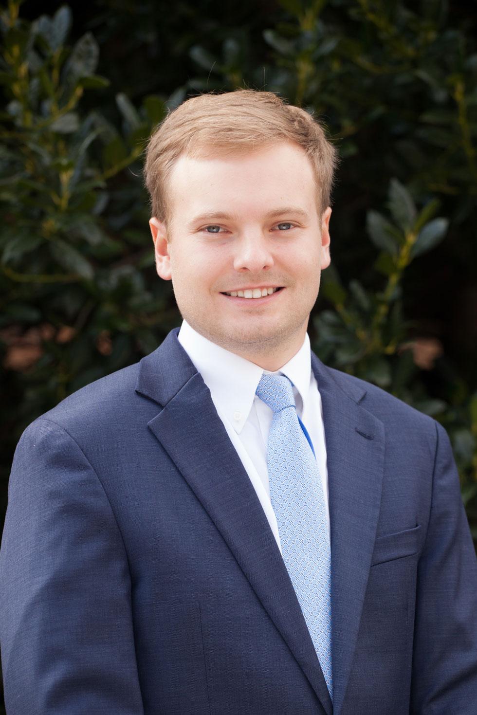 Photo of David Shetler, Special Asset Administration specialist