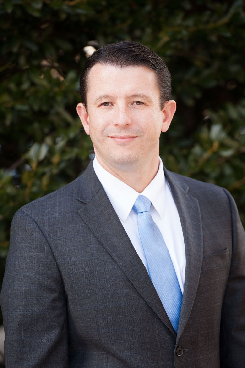 Photo of Doug Hungate, Special Needs Trust Administration specialist