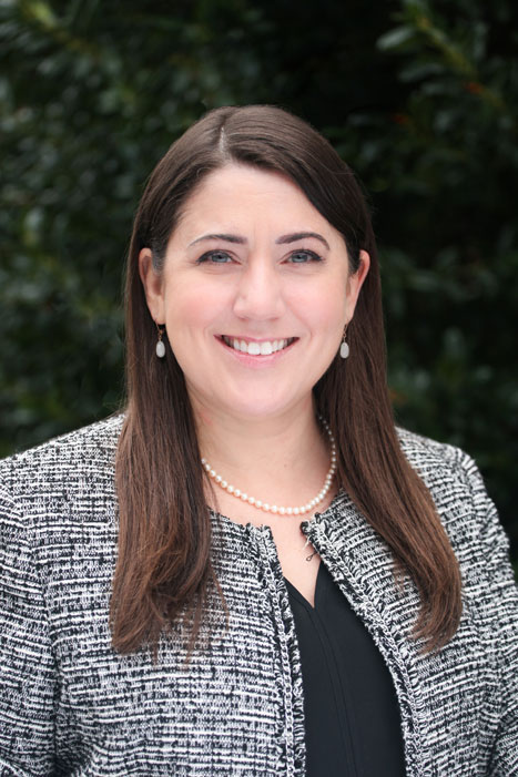 Photo of Evelyn Leonard, Legal and Compliance specialist