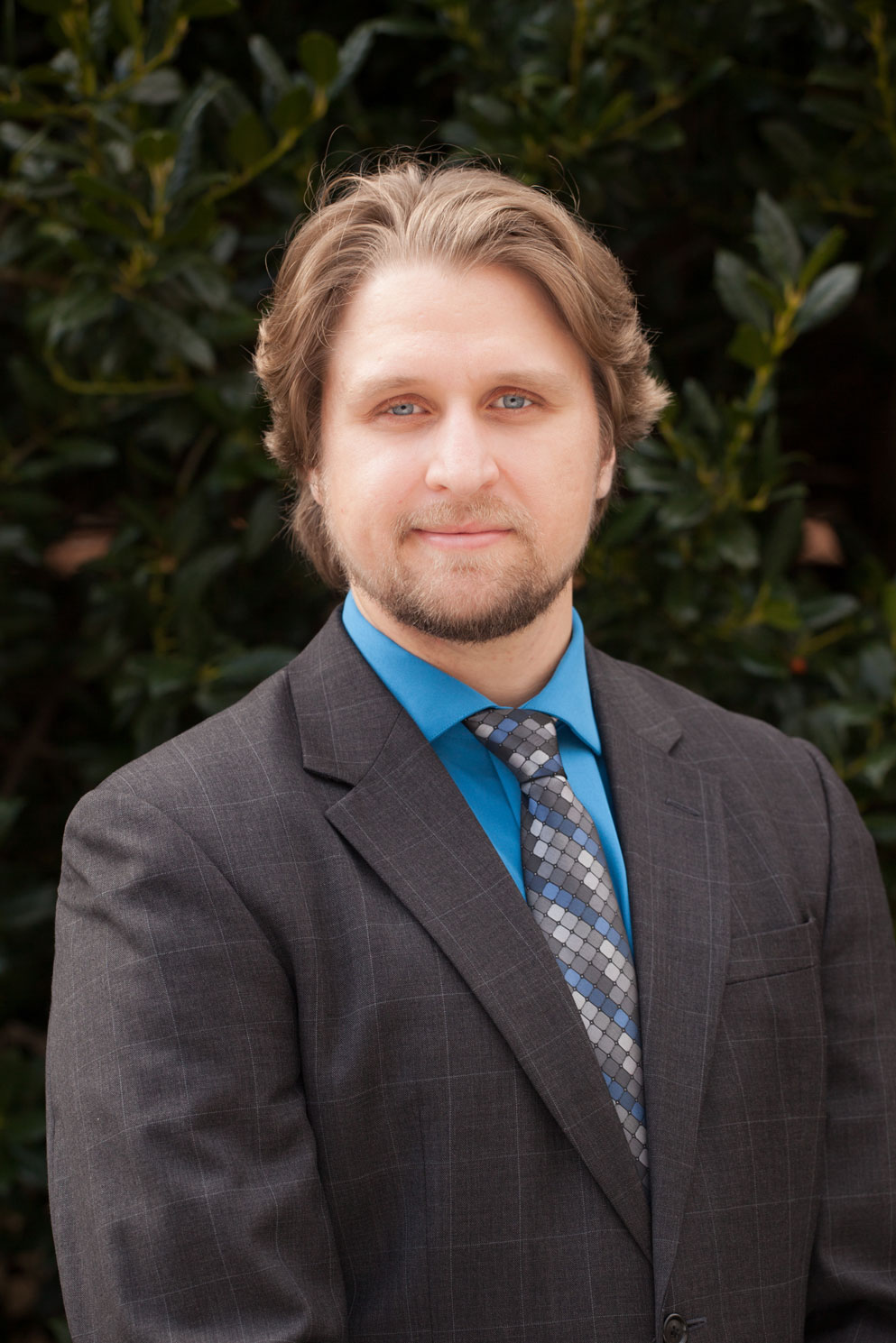 Photo of Greg Sauers, Personal Trust Administration specialist