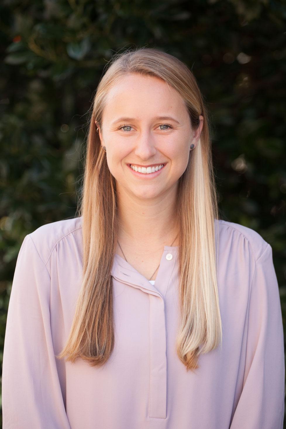 Photo of Haley Tucker, Corporate