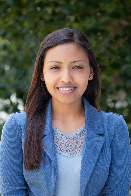 Photo of Helina Mekuria, Legal and Compliance specialist