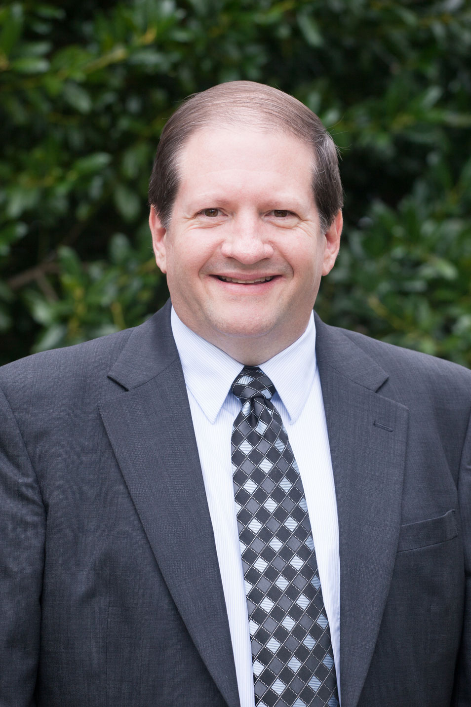 Photo of Nathan Hyde, Senior Management