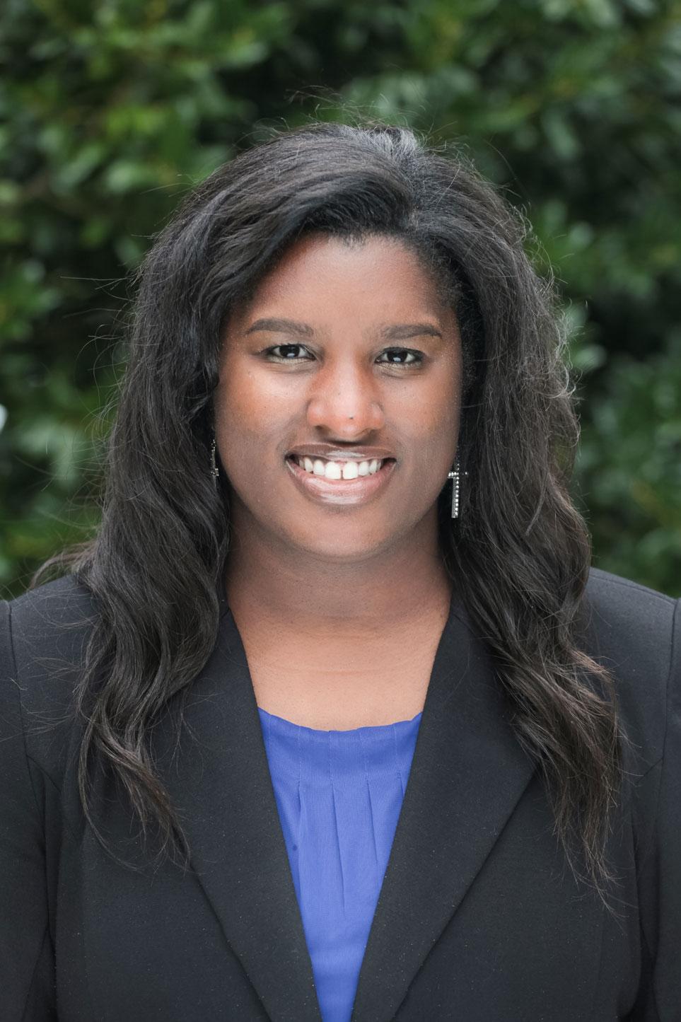 Photo of Tenisha Clausi, Personal Trust Administration specialist